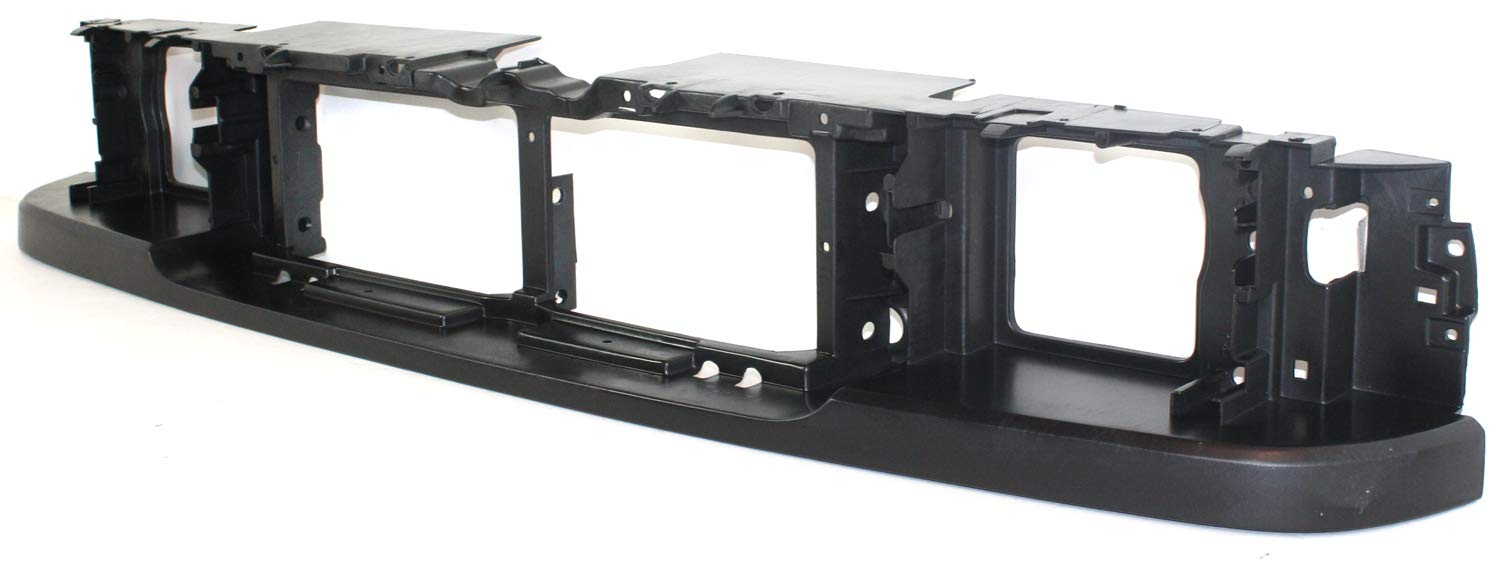 Abs Plastic FO1220193 F67Z8190AA New Header Panel For 1993-1997 Ford Ranger Grille Mounting