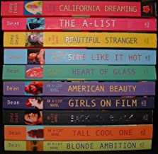 An A-List Novel Collection 10 Volumes (Blond Ambition, Tall Cool One, Back In Black, Girls on Film, American Beauty, Heart of Glass, Some Like It Hot, Beautiful Stranger, The A-List, California Dreaming)