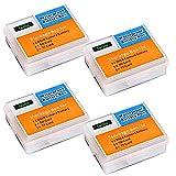 Tectra 4Pcs Camera Battery Storage Case for Canon LP-E6 Sony FZ100 Nikon EN-EL15...