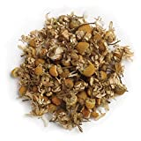 Frontier Co-op Chamomile Flowers, German Whole, Certified Organic, Kosher, Non-irradiated | 1 lb....