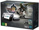 Nintendo Wii U   Konsole, Premium Pack, 32 GB, schwarz   Monster Hunter 3