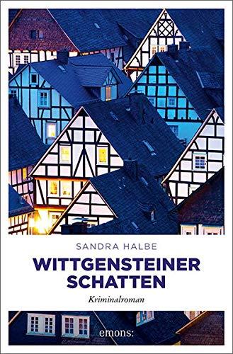Buchseite und Rezensionen zu 'Wittgensteiner Schatten: Kriminalroman' von Sandra Halbe