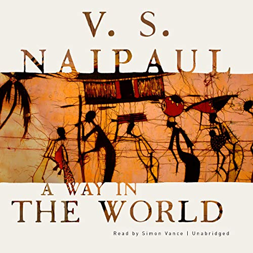 Couverture de A Way in the World