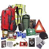 Kit de supervivencia para emergencias de coche en invierno