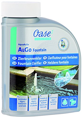 Oase Zierbrunnenklärer AquaActiv AlGo Fountain 500 ml