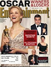 Entertainment Weekly March 17, 2006 Reese Witherspoon & George Clooney & Philip Seymour Hoffman & Rachel Weisz/Oscars, Stephen King
