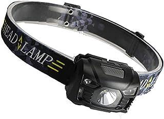 Tatuer ヘッドライト USB充電式 センサー機能 ヘッドランプ 高輝度 小型軽量 IPX4防水 五つの点灯モード 釣り/キャンプ/サイクリング/作業/防犯防災などに最適