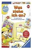 Ravensburger 24736 - Was ziehe ich an, Lernspiel