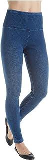Lyssé Women's Plus-Size Denim Legging