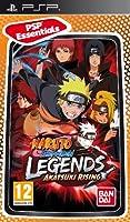 Naruto Shippuden: Legends - Akatsuki Rising (essentials) /psp