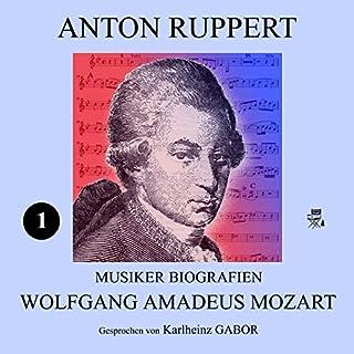 Wolfgang Amadeus Mozart (Musiker-Biografien 1) Titelbild
