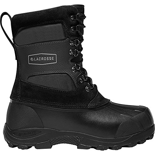 """LaCrosse Pac Boots Outpost II 11"""" Height Black (600802)
