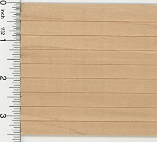 dollhouse scale lumber