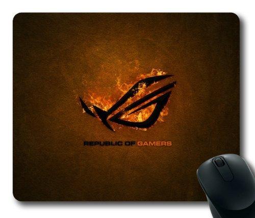 Ordenadores Asus Republic Of Gamers ROG Tema Mouse Pad, Rectangle Mousepad
