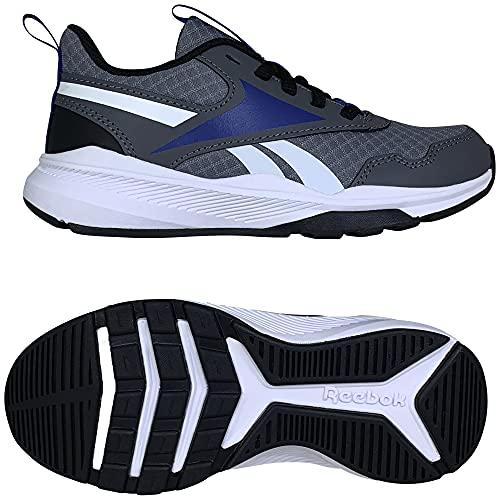 Reebok XT Sprinter 2.0, Zapatillas de Running, CDGRY6/NEGRO/BRGCOB, 33 EU