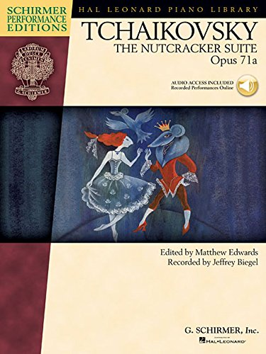 Pyotr Ilych Tchaikovsky - The Nutcracker Suite Op.71a (Book/Online Audio) (Book & CD)