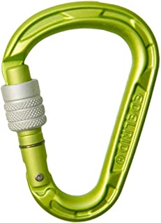 EDELRID HMS Strike Locking Carabiner