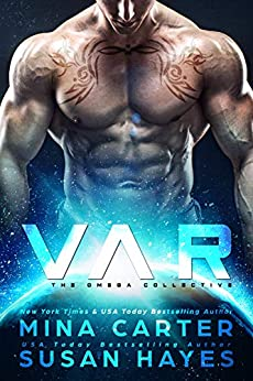 Var (The Omega Collective Book 1) by [Mina Carter, Susan  Hayes]