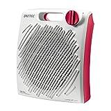 Imetec Living Air C2-200 Termoventilatore Compatto di Design 2200 W, Termostato Ambiente, Silenzioso, Maniglia Ergonomica