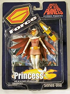 Battle of The Planets G Force Princess Action Figure Series One by Diamond Select
