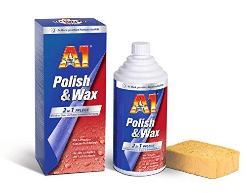 Dr. Wack 2750 A1 Polish & Wax 500 ml