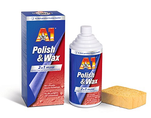 Dr. Wack Chemie 2750 A1 Polish & Wax 500 ml