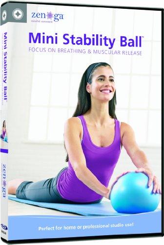 Mini Stability Ball: Focus On Breathing & Muscular [Edizione: Stati Uniti] [USA] [DVD]