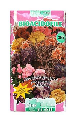 Terreau pour plantes acidophiles Lt. 20 Kg. 5