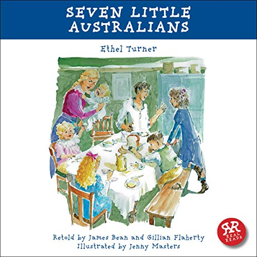 Seven Little Australians  By  cover art