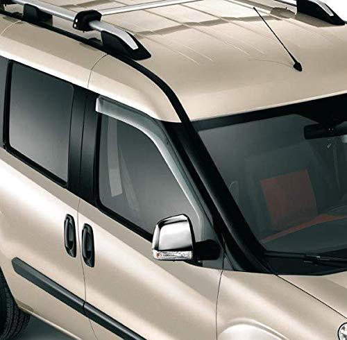Mopar® Authentic Accessories 71805777 Deflectores de Aire para ventanillas Delanteras