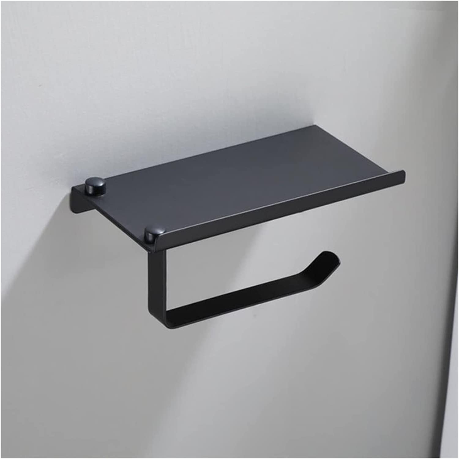 Chuyuhao Toilet Paper Holder Wall 2021new shipping free Black Hol Animer and price revision Mounted