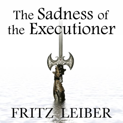 The Sadness of the Executioner audiobook cover art