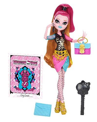Monster High – Scare Mester – Poupée Deluxe Gigi...