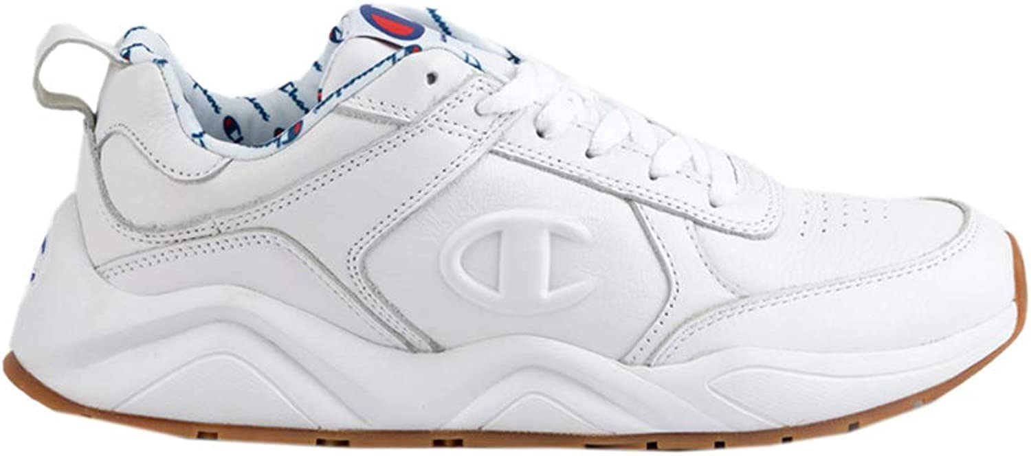 Champion Mens 93Eighteen Casual Low-Top Fashion Sneakers