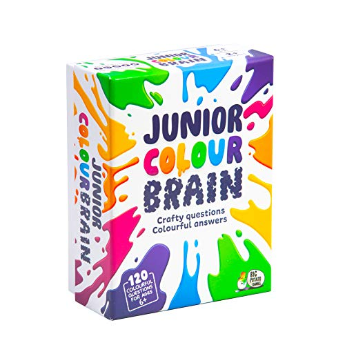 Junior Colourbrain: Ultimate Board Game for Families | Fun for Kids and...