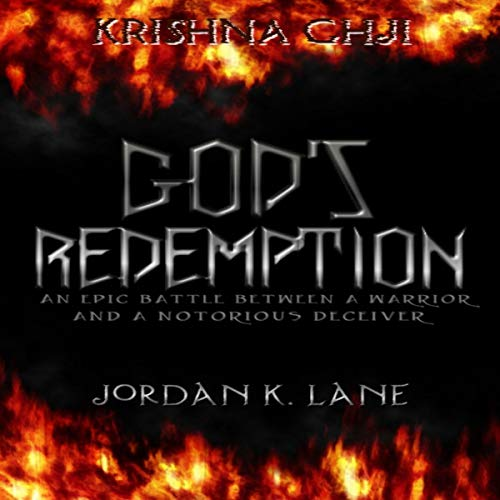 Krishna Ghji: God's Redemption audiobook cover art