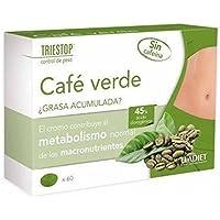 Triestop Café Verde 60 comprimidos de 600 mg. de Eladiet