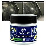 2 PCS Crème Rénovatrice Crème de reconditionnement pour cuir Crème de Cirage Cuir Naturel Matières Soin...