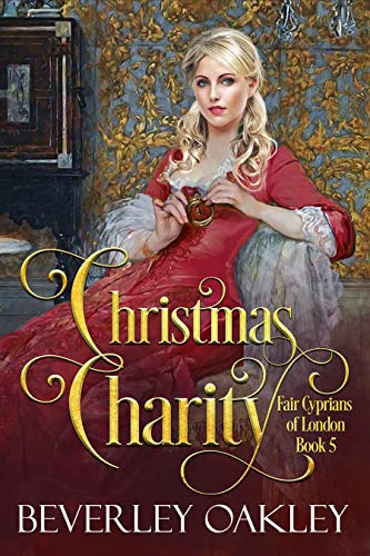 La Navidad de Charity de Beverley Oakley