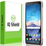 IQ Shield Screen Protector Compatible with Samsung Galaxy S8 Active LiquidSkin Anti-Bubble Clear Film