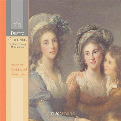 Sonate C-Dur für neapolitanische Mandoline und Gitarre: Andante