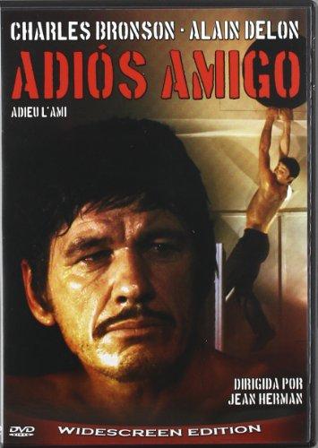 Adios Amigo [DVD]
