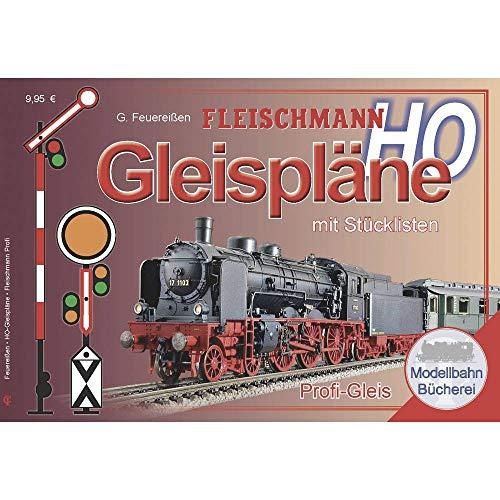 81398 H0 Fleischmann Profi-Gleis Gleispläne