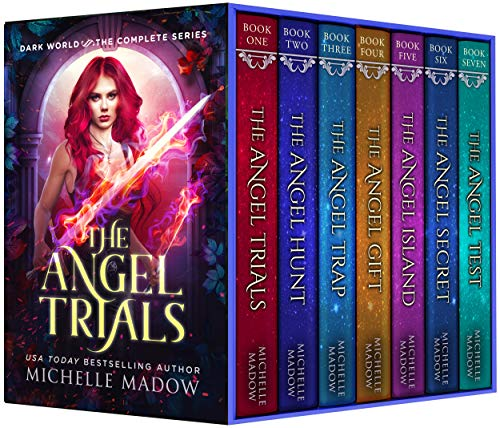 The Angel Trials: The Complete Series (Dark World: The Angel Trials) (English Edition)