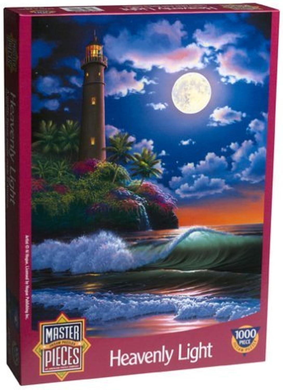 Heavenly Light Jigsaw Puzzle 1000pc by MasterPieces B01A9Q896Q Stilvoll und lustig  | In hohem Grade geschätzt und weit vertrautes herein und heraus