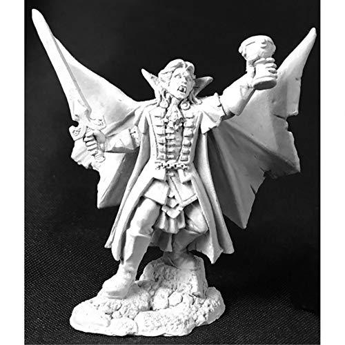 Reaper Miniatures Vampire #03750 Dark Heaven Legends Unpainted RPG D&D Figure