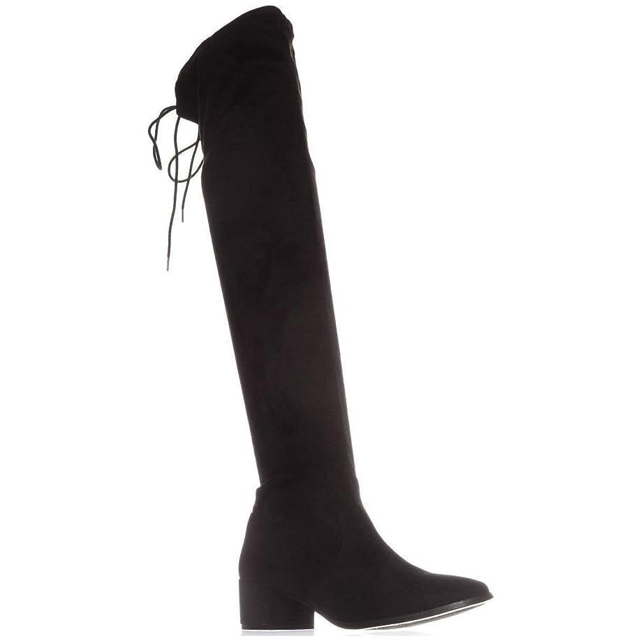 反論ピル連続的[チャイニーズランドリー] Womens Mystical Closed Toe Over Knee Fashion Boots [並行輸入品]