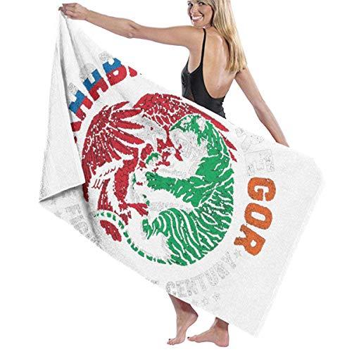 AGHRFH UFC Conor Mcgregor - Toalla de Playa con Logotipo de