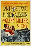 Pop Culture Graphics The Glenn Miller Story POSTER Movie (1954) Style C 27 x 40 Inches - 69cm x 102cm (James Stewart)(June Allyson)(Harry Morgan)(harles Drake)(George Tobias)