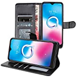 Gadget Giant Leather Phone Case For Alcatel 1S / 3L 2020